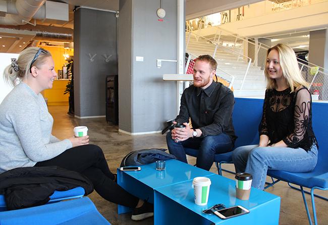Näringslivet sluter upp för studenterna i Helsingborg