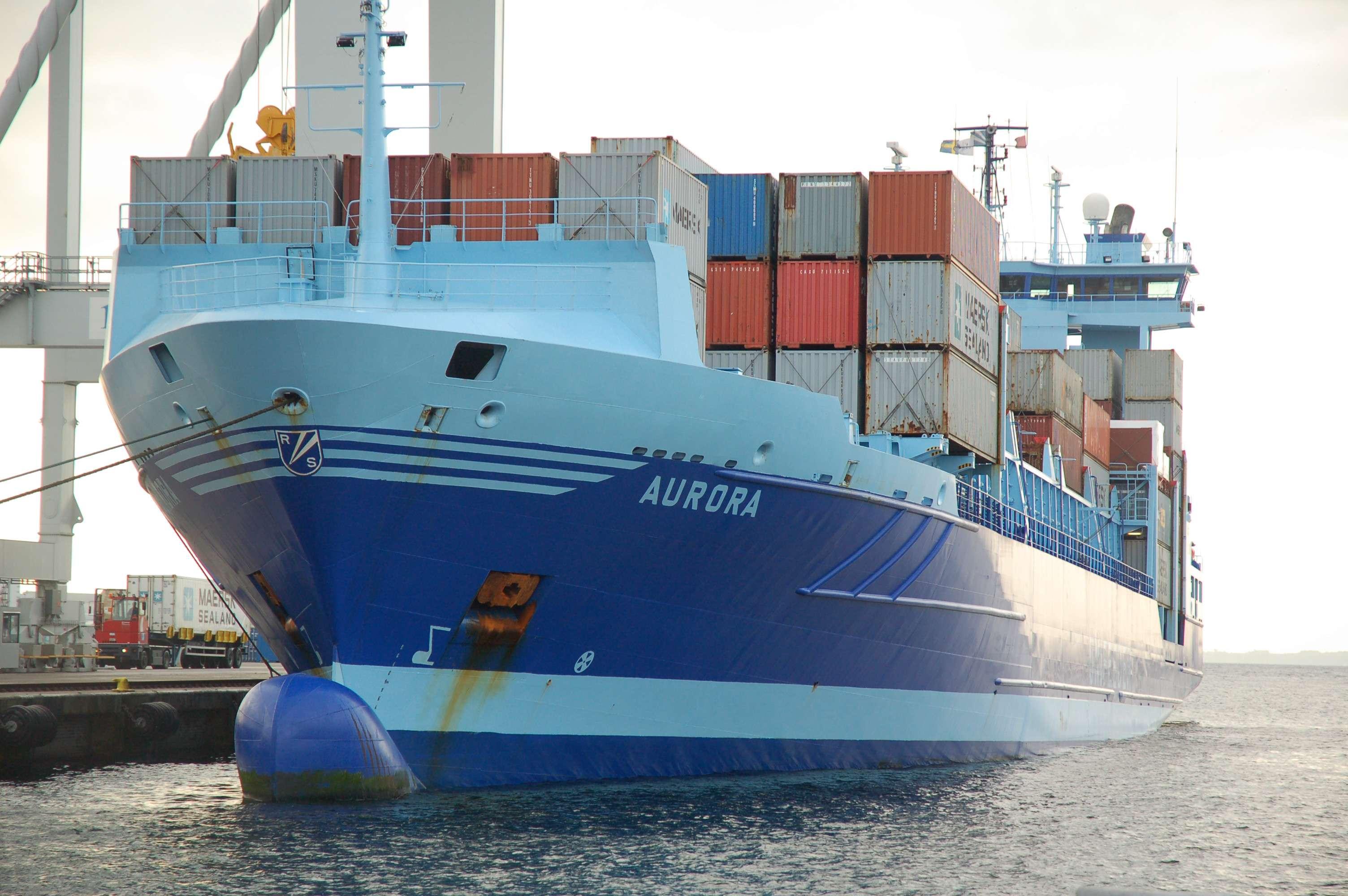 Sjöspeditör – DHL Global Forwarding (Sweden) AB