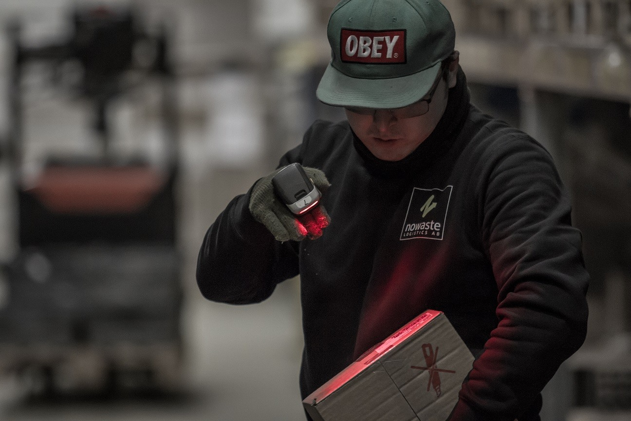 Orderplockare – Nowaste Logistics AB