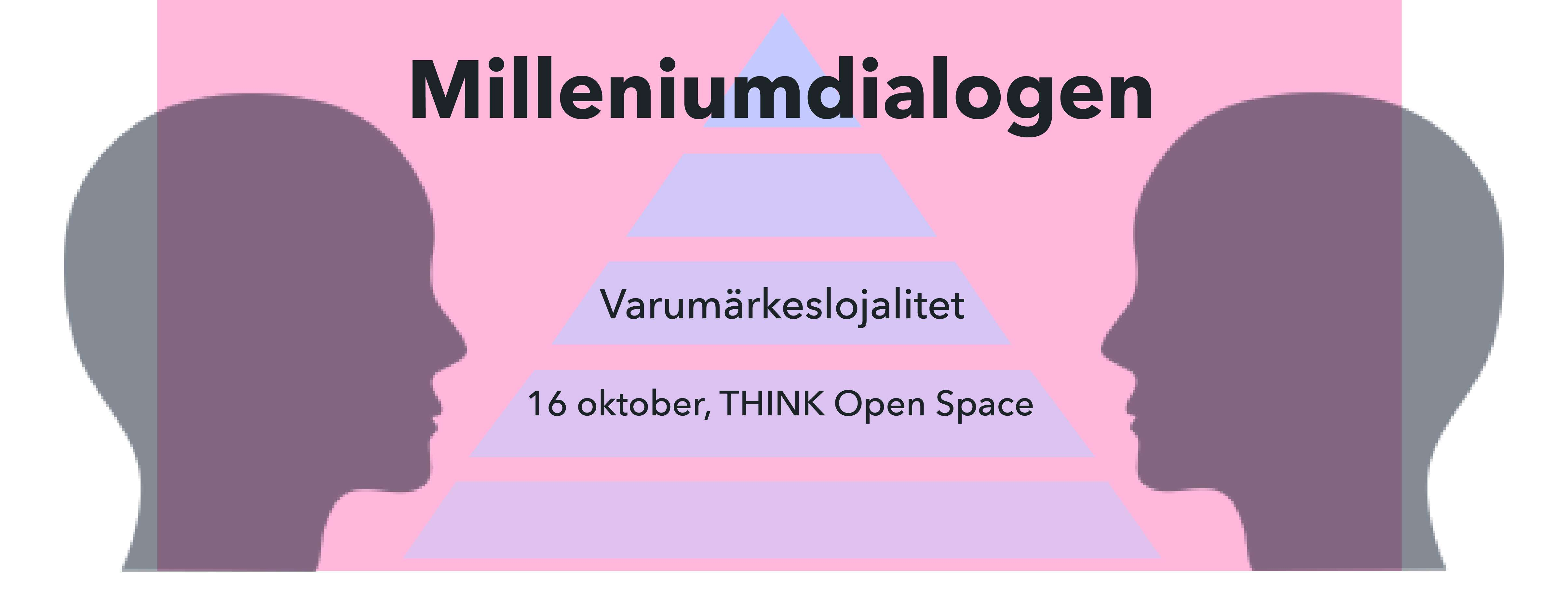 Varumärkeslojalitet – Milleniumdialogen 16 oktober