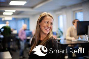 Smart Refill, ny medlem i Campus Vänner