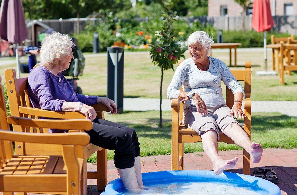 Sommarvikarier till Äldreomsorgen och Funktionshinderomsorgen