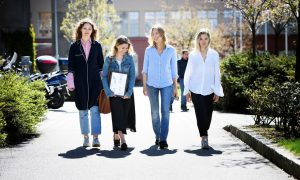 Stipendium för tre dagars studieresa till Paris