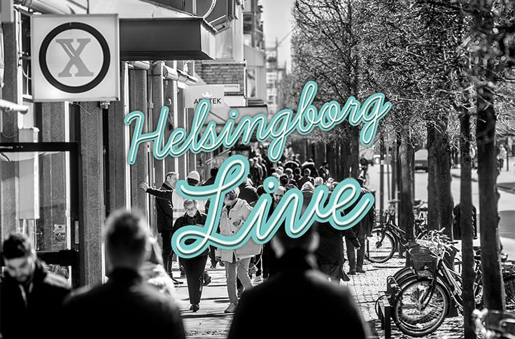 Helsingborg Live 14 maj – Vem bestämmer över stadens historia?