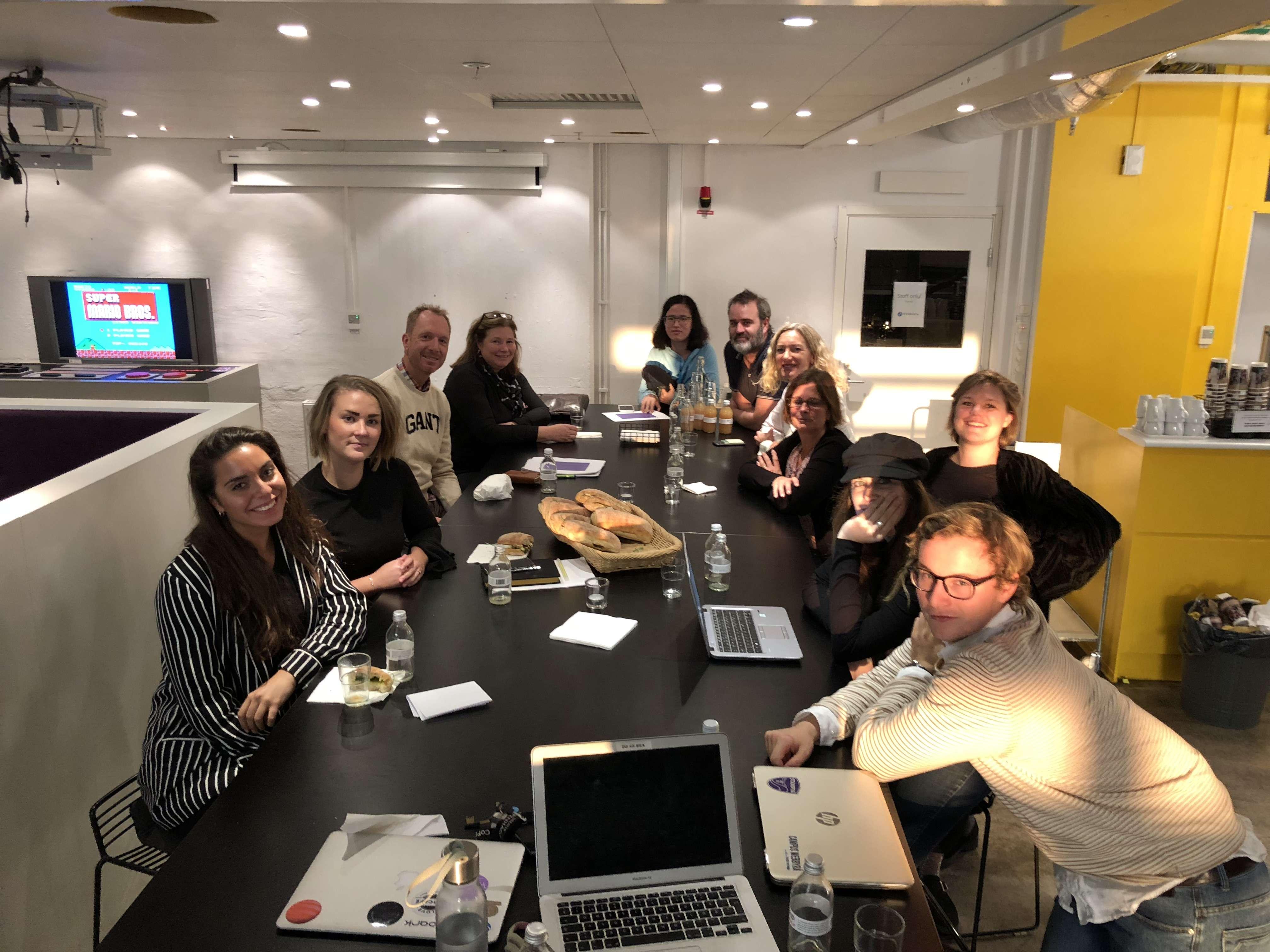 Företag och studenter i dialog om varumärkeslojalitet