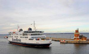 HH Ferries, ny medlem i Campus Vänner